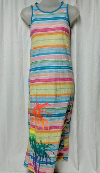 Children's Place Other - Children's Place striped maxi dress Summer vibes